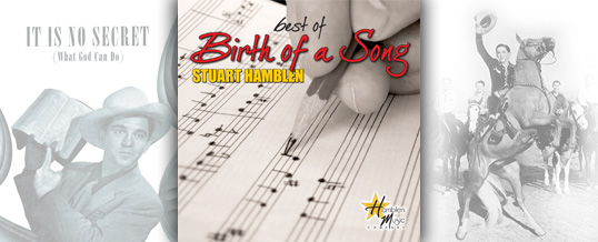 "Hamblen Music Company releases ""Best of Birth of a Song"""
