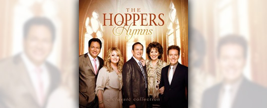"The Hoppers release ""Hymns: A Classic Collection"" CD"